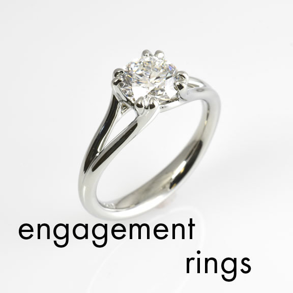 diamond rings, engagement rings ri one of a kind custom made